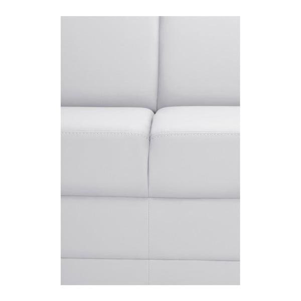 Canapea cu șezut pe partea stângă Florenzzi Bossi, alb