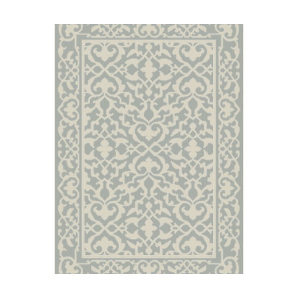 Covor foarte rezistent Floorita Boho Grey, 155 x 230 cm