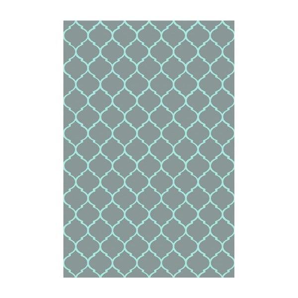 Vinylový koberec Reticular Petróleo, 200x300 cm