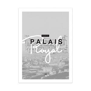 Plakát Palais Royal, limitovaná edice