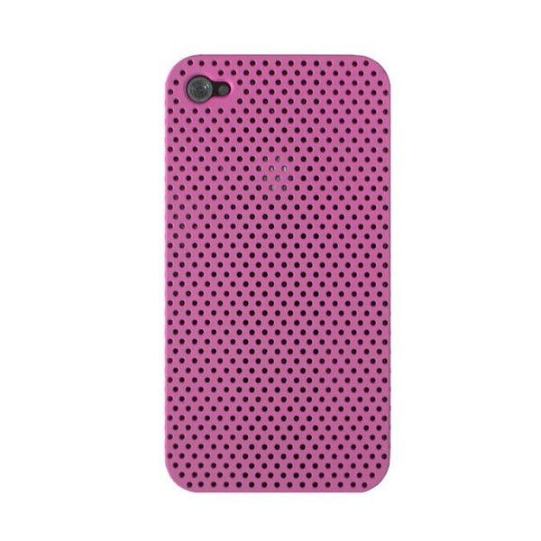 Ochranný obal na iPhone 4/4S, Rigida Pink