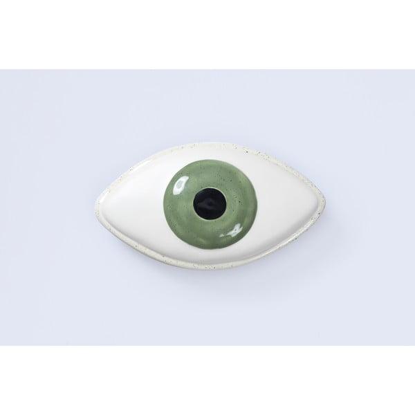 Ceramiczna szkatułka na biżuterię DOIY Eye, 24x13,5 cm