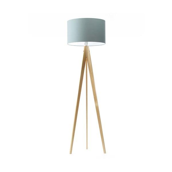 Stojací lampa Artist Ice/Birch, 125x42 cm
