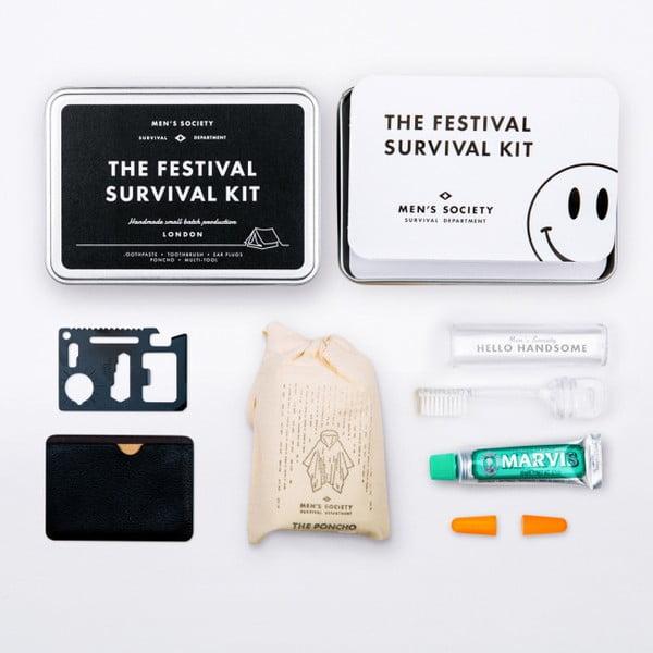 Festival Survival túlélőkészlet fesztiválokra - Men´s Society