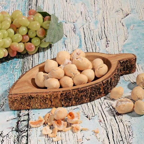 Dřevěné přírodní servírovací prkénko Usie