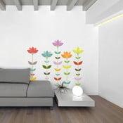 Samolepka na stěnu Minimal Flowers