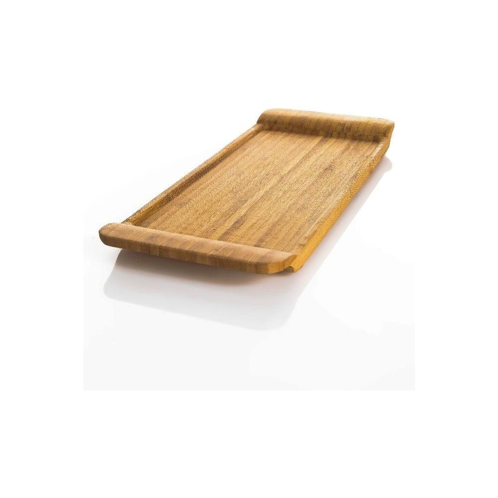 Bambusový servírovací tác Bambum Re Bambum