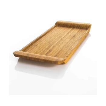 Tavă servire din bambus Bambum Re.