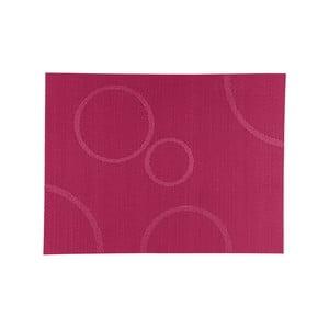 Prostírání na stůl, 2 ks, růžové