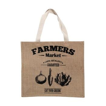 Sacoșă pentru cumpărături Premier Housewares Farmers Market imagine
