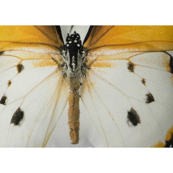 Polštář Fisura Cojin Yellow, 52x44 cm