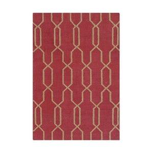 Ručně tkaný koberec Kilim D no.743, 140x200 cm