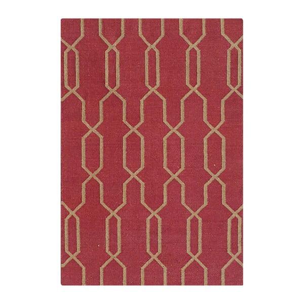 Ručně tkaný koberec Kilim D no.743, 155x240 cm