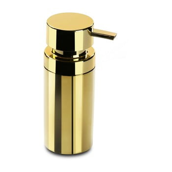 Dozator săpun din ceramică Versa, auriu de la Versa
