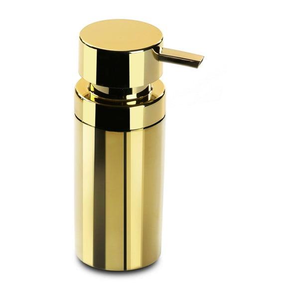 Ceramiczny dozownik do mydła w kolorze złota Versa