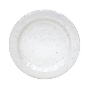 Bílý talíř Casafina z kameniny Fattoria, ⌀28cm