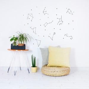 Autocolant fosforescent Chispum Constellation