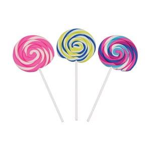 Sada 3 gum na gumování Rex London Lollipop