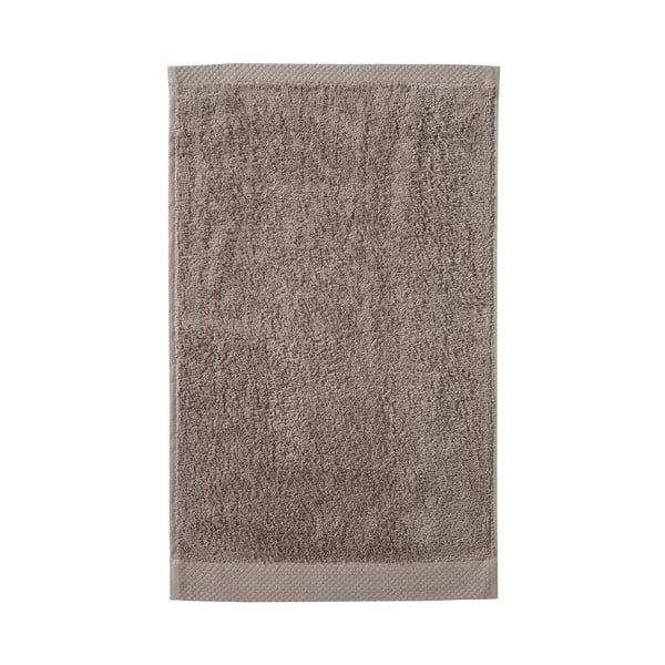 Set 3 ručníků Pure Cement, 30x50 cm