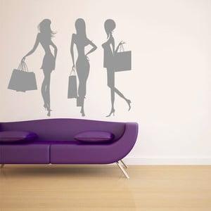 Samolepka na stěnu Fashion, 60x90 cm