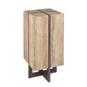 Barová stolička z jedlového dřeva Bizzotto Garrett
