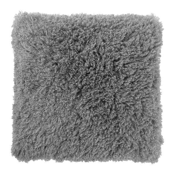 Polštář Daucus Dark Grey, 45x45 cm
