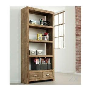Bibliotecă din lemn de palisandru Massive Home Heri II
