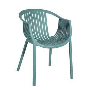 Tyrkysová židle Ixia Helga