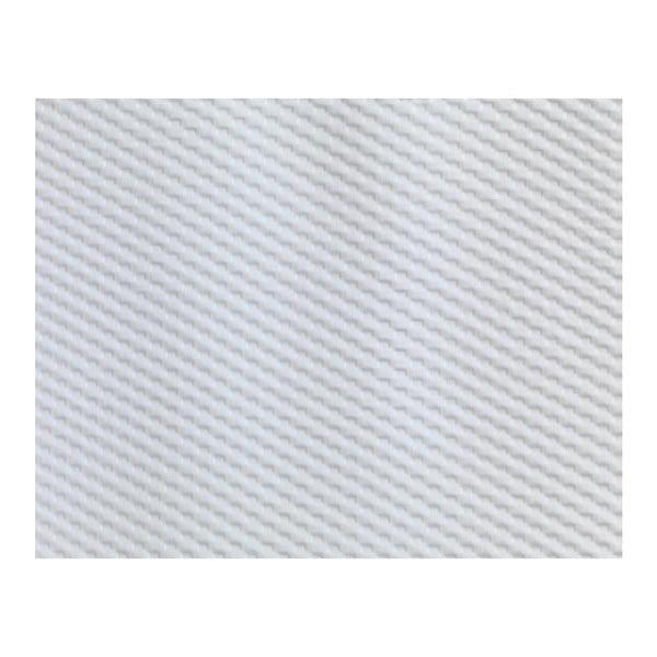 Perdea de duș Wenko Punto, 180 x 200 cm, alb