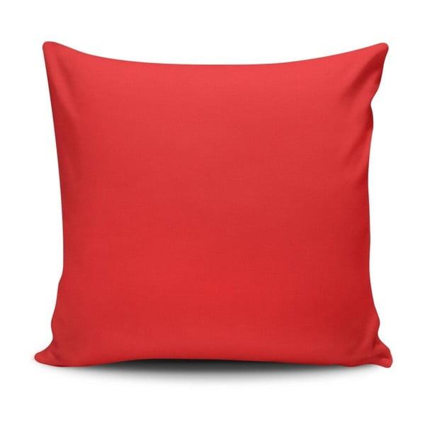 Pernă Sacha, 45 x 45 cm, roșu
