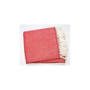 Deka Zen Plaid Red, 140x180 cm