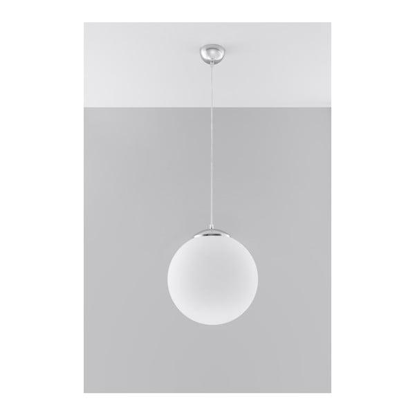 Lustră Nice Lamps Bianco 30, alb