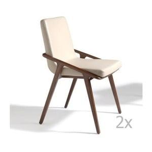 Sada 2 židlí Ángel Cerdá Camilo