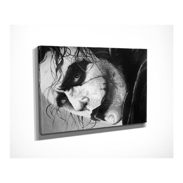 Joker vászon fali kép, 40 x 30 cm