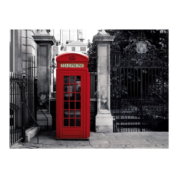 Tapeta London Phone, 315x232 cm