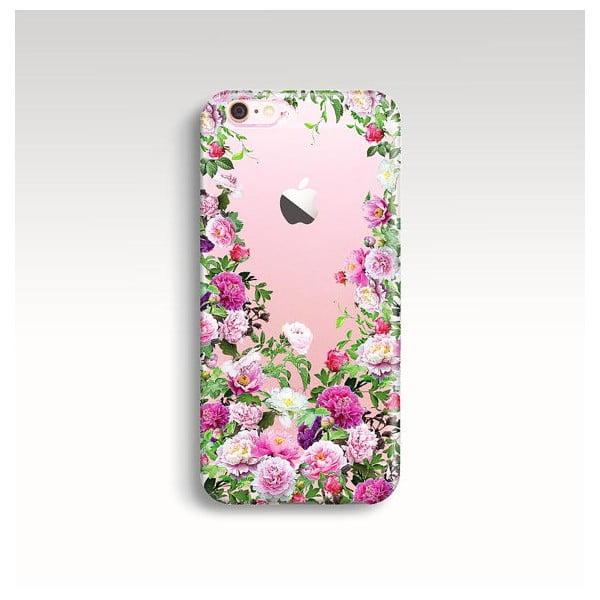 Obal na telefon Floral VII pro iPhone 5/5S