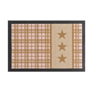 Rohožka Hanse Home Star Plaid Printy, 40 x 60 cm