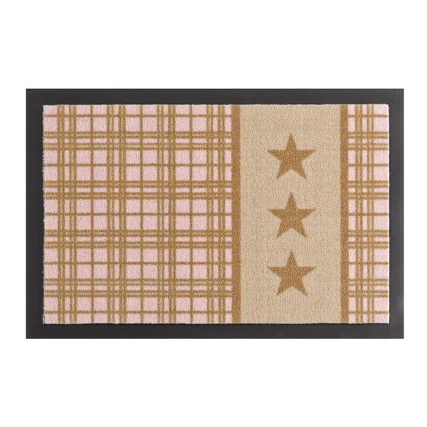 Covor Zala Living Star Plaid Printy, 40 x 60 cm