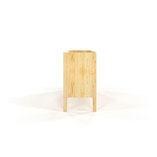 Komoda z masivního borovicového dřeva SKANDICA Agava