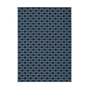 Modrý koberec vhodný i na ven Universal Clhoe, 160 x 230 cm