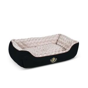 Psí pelíšek Wilton Box Bed L 75x60 cm, černý
