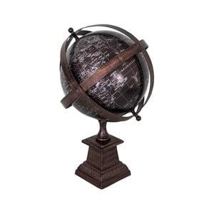 Glob decorativ Antic Line Earth
