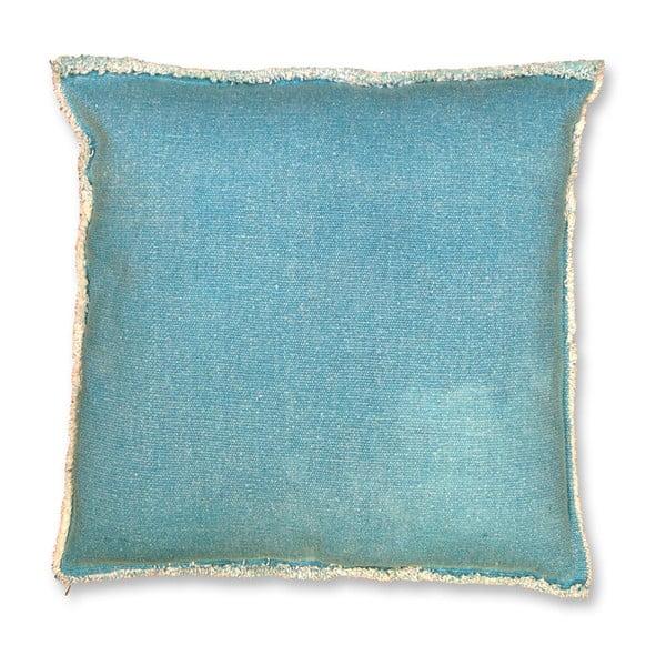 Polštář Siem 45x45 cm, modrý