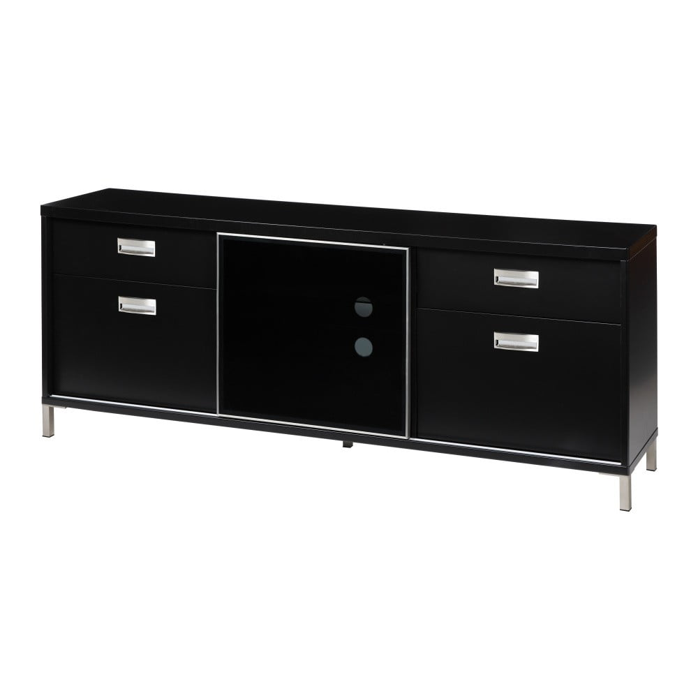 mas pentru tv cu 4 sertare folke satyr n l ime 71 cm. Black Bedroom Furniture Sets. Home Design Ideas