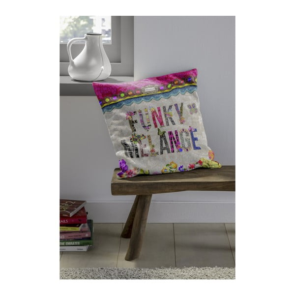 Povlak na polštář Melli Mello Funky Melange,50x50cm