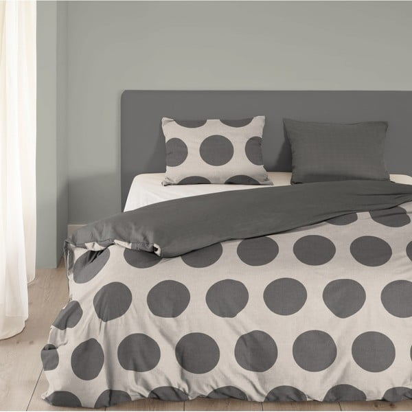 Povlečení Muller Textiel Dots, 200x200 cm