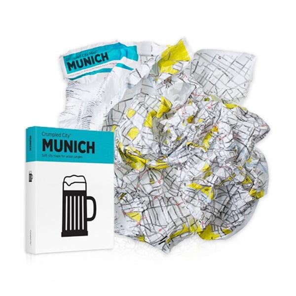 Mapa Mnichov