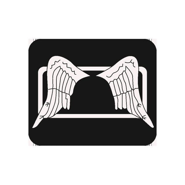 Koupelnová předložka Angel, 50x60 cm