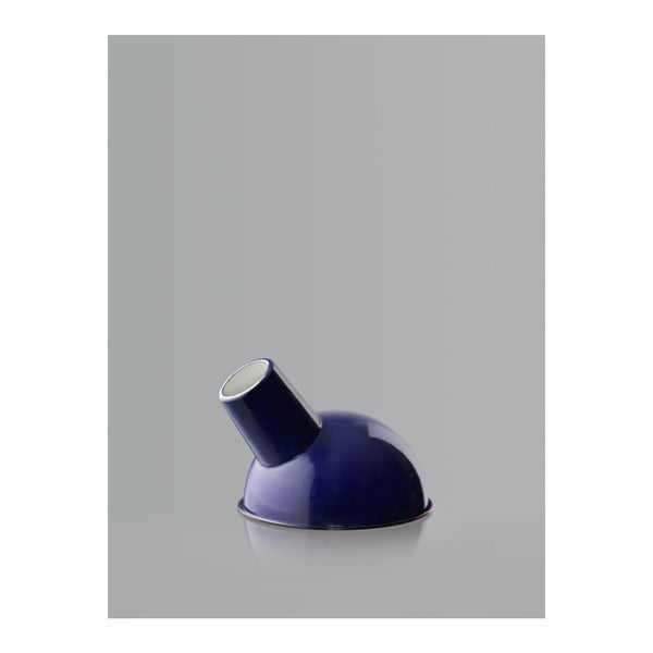 Stínítko Miniature Angled Cloche Midnight Blue