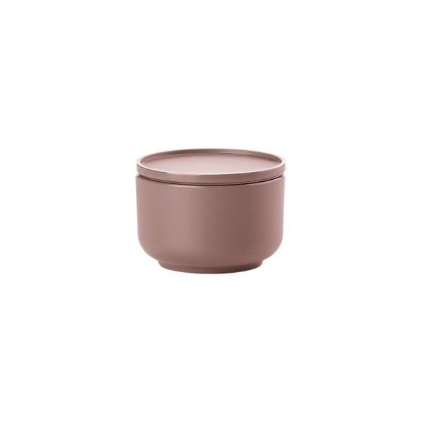 Peili fáradt rózsaszín kínáló tál fedővel, 250 ml - Zone